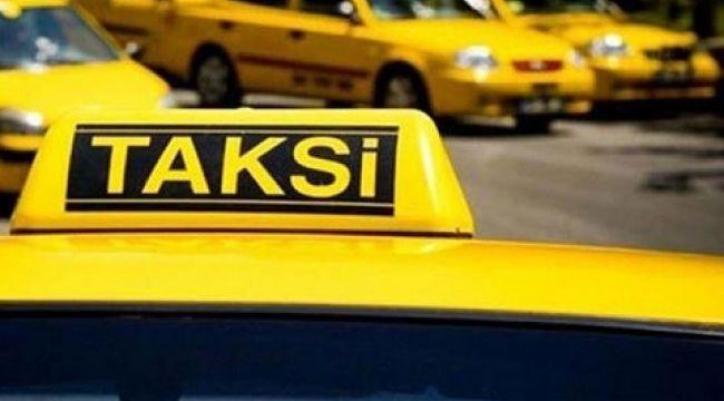 İzmir'de taksimetreye büyük zaman