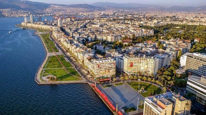 Çevre Mühendisleri İzmir'in çevre karnesini açıkladı: Kontrolsüz kentleşme vurgusu