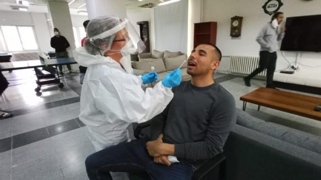 Altaylı oyuncuların koronavirüs test sonuçları belli oldu