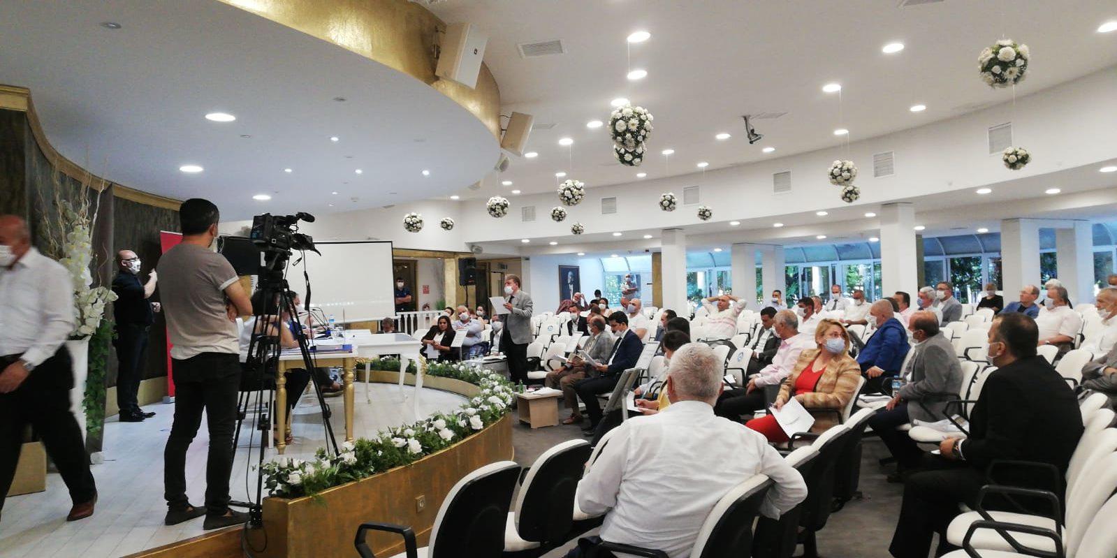 """Konak'ta pandemi sonrası ilk meclis gerçekleşti: """"Yeni komisyon üyeleri belli oldu"""""""
