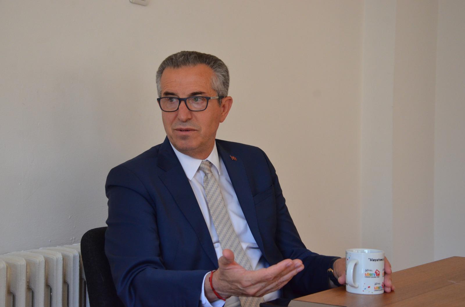 Başkan Arda'dan yeni İzmir Valisi'ne 'Çernobil' çağrısı