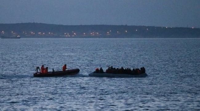 26 Türk vatandaşı balıkçı teknesiyle Yunanistan'a kaçtı
