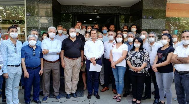 CHP İzmir'den ithal peynire tepki: Ülkemiz çiftçileri dururken Venezuela'dan ithal etmek...