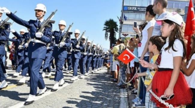 İzmir'in 30 Ağustos programı belli oldu