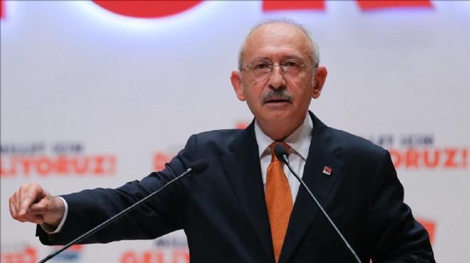Kılıçdaroğlu: Bizi bölmek, parçalamak isteyecekler