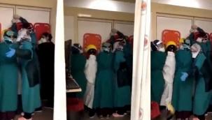 Ankara Valiliği'den sağlıkçılara yönelik saldırıya ilişkin açıklama: Soruşturma başlatıldı
