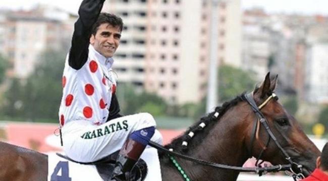 Atını yumruklayan jokey Halis Karataş'ın cezası belli oldu