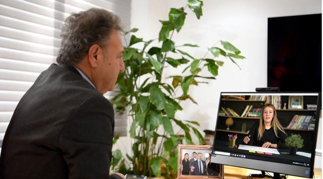 Bornova'da üniversiteye giriş reçetesi: BELGEM ve Dijital Sınıf