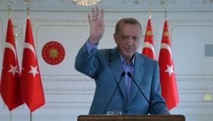 Erdoğan, Kuzey Marmara Otoyolu'nun 5. Kısmını açtı