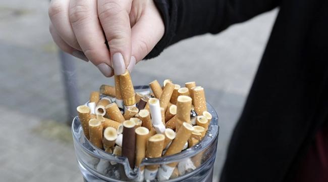 İki ilde koronavirüse karşı açık alanda sigara yasağı!