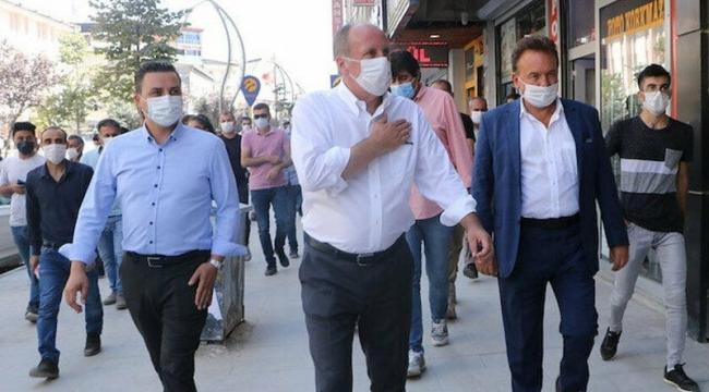 İnce: Bakın yılbaşında Türkiye nasıl hareketleniyor