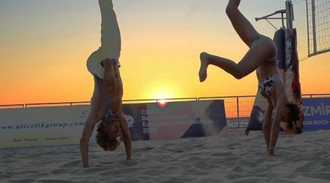 İzmir'de capoeira rüzgarı esti