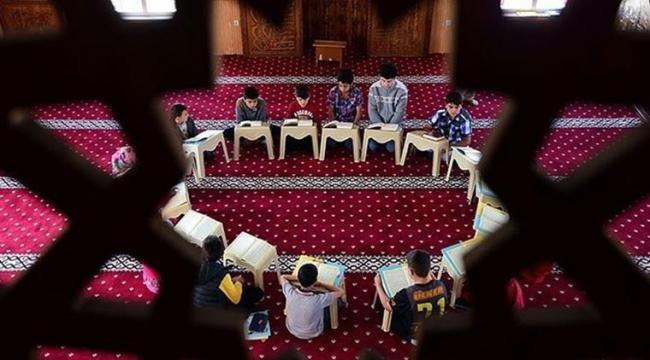 Kuran kursu hocasında virüs: Öğrenciler karantinada