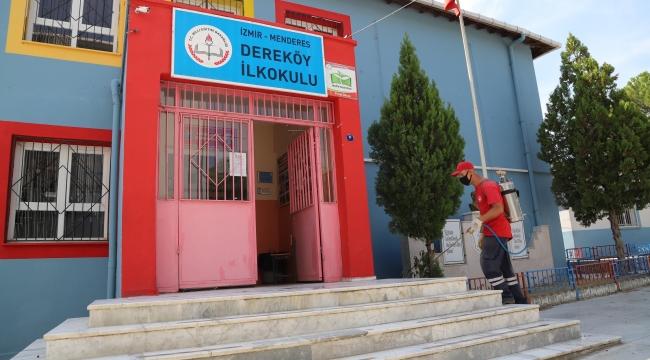 Menderes'te okullar yeni döneme hazır!
