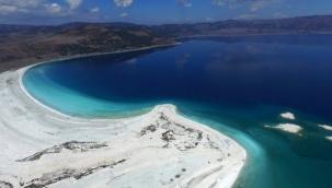 Salda Gölü'nde yapılaşmaya izin veren imar planı onaylandı
