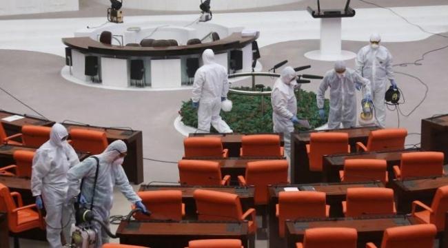 TBMM'de koronavirüs kaynaklı ilk ölüm gerçekleşti