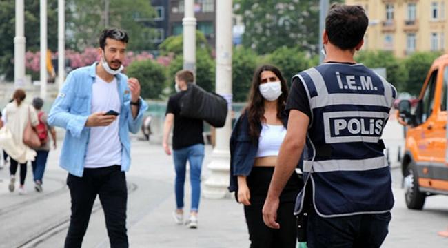Yeni genelge: Maske ev hariç her yerde zorunlu!
