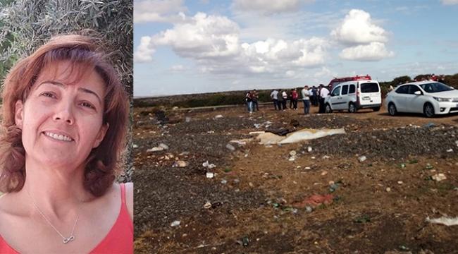 4 gündür kayıp olan hemşire gömülü halde bulundu!