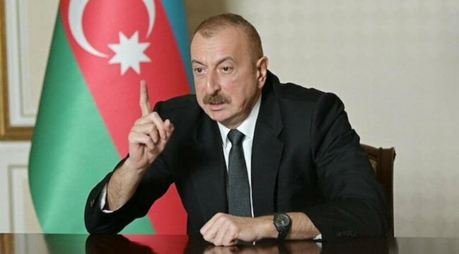 Aliyev'den çarpıcı çıkış: Rusya, Erivan'ı ücretsiz silahlandırıyor