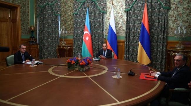 Azerbaycan ve Ermenistan anlaştı: Dağlık Karabağ'da ateşkes!