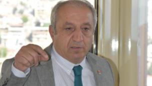 Başkan yardımcısı Koçer'in acı günü!