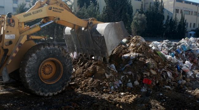 Bornova Belediyesi'nden çevre kirliliğine geçit yok!