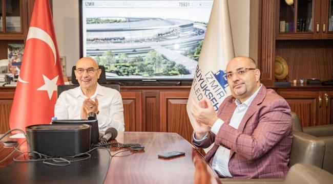 Büyükşehir'in düzenlediği 'Mimari Proje Yarışması' nda ödüller sahiplerini buldu