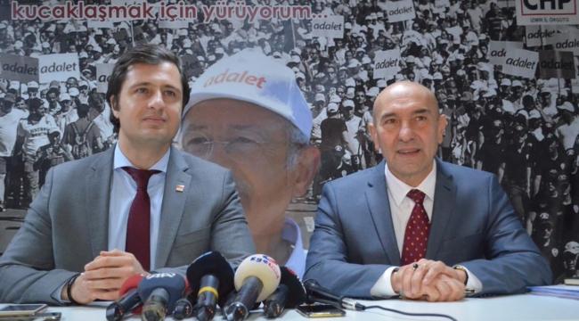 CHP İzmir'de başkanlar zirvesi!