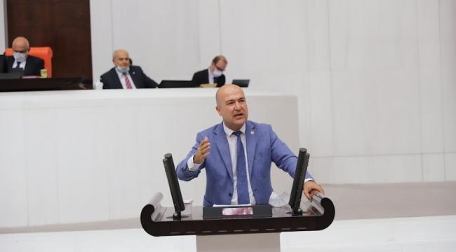 """CHP'li Bakan: """"Selçuk'taki JES projesi oldubittiye getirilemez"""""""