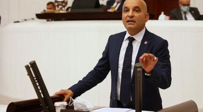 CHP'li Polat'tan Rektör Hotar'a zehir zemberek yanıt! Siyasi tatmin ve kayyum benzetmesi