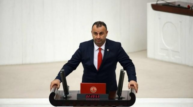 CHP'li vekil Arslan'dan AK Partili Dağ'a Kültürpark tepkisi