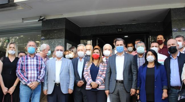 CHP'li Yücel'den iktidara flaş tepki: Esnafa tek kuruş yardımları olmadı!