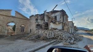 Deprem Yunan adasına da vurdu: 2 çocuk öldü