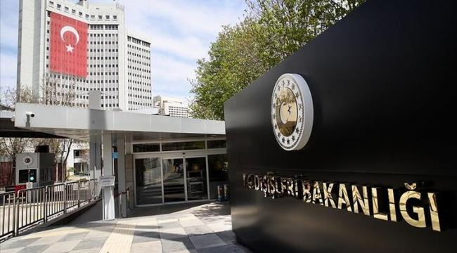 Dışişleri Bakanlığı'ndan Yunanistan'a Navtex yanıtı