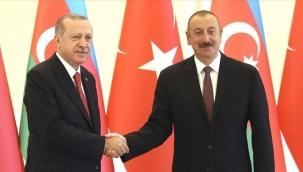 Erdoğan ve Aliyev telefon görüşmesi gerçekleştirdi