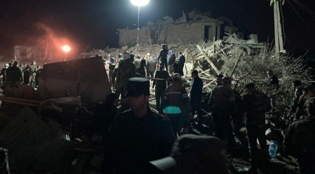 Ermenistan sivilleri vurdu: 12 can kaybı, 40 yaralı
