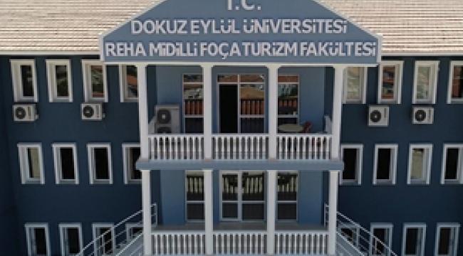 Foça Turizm Fakültesini kaybetti! Gürbüz'den 'yurt' açıklaması