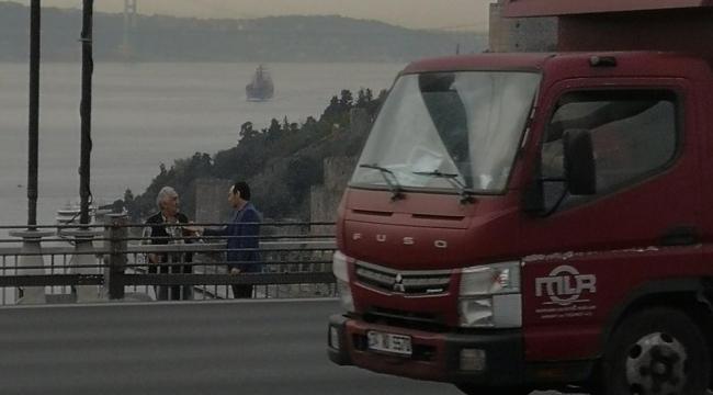FSM'deki intihar girişimi trafiği kilitledi