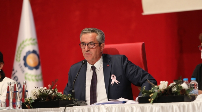 Gaziemir Belediyesi'ne 2021 yılı için 195 milyonluk bütçe!