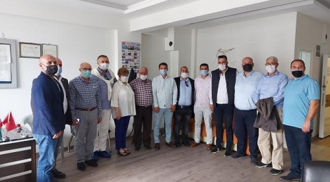 Gelecek Partisi İzmir yeni İl Başkanı kolları sıvadı!
