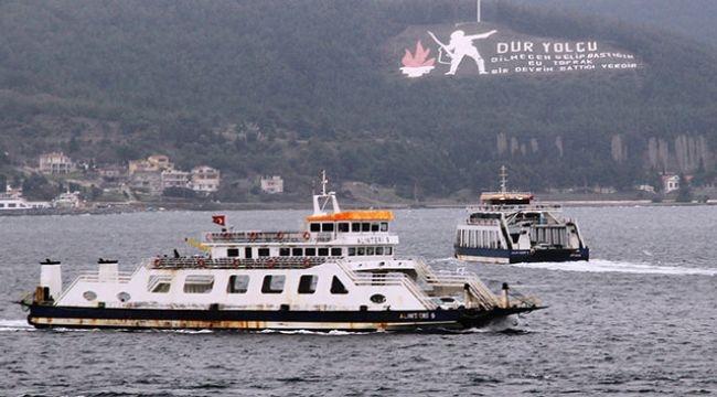 Her gün binlerce yolcu taşıyan feribotun mürettebatları Covid-19'a yakalandı