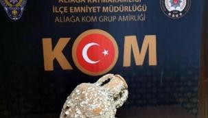 İzmir'de 2500 yıllık tarihi eseri internetten satmaya kalktılar!