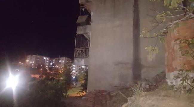 İzmir'de balkondan düşen 2 yaşındaki çocuk hayatını kaybetti