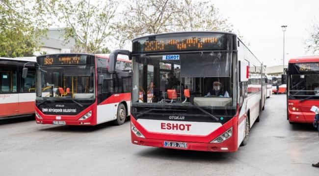 İzmir'de ESHOT'a yeni hat geliyor