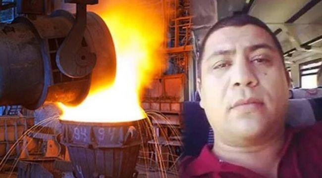 İzmir'de fabrikada feci patlama: Bir işçi hayatını kaybetti