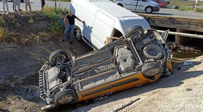 İzmir'de olan kazada can pazarı: 6 yaralı