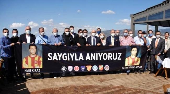 İzmir kulüplerinden büyük buluşma