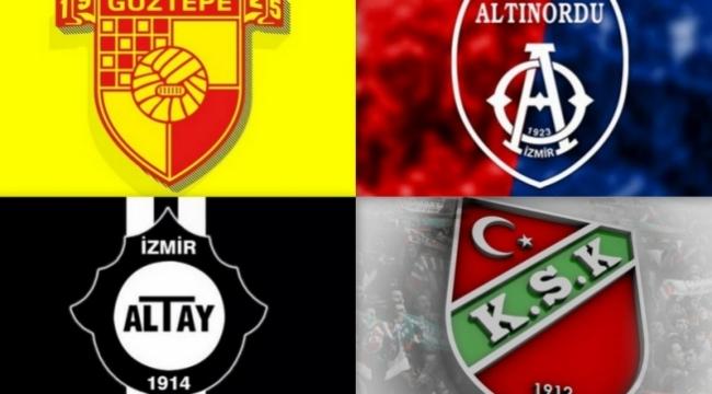 İzmir kulüplerinden Hatay'a fidan kampanyası