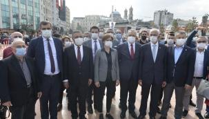 Kaftancıoğlu, Cumhuriyet Bayramı törenini terk etti!