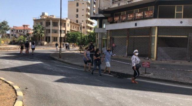 Kıbrıs'ta tarihi gün: Kapalı Maraş açıldı!